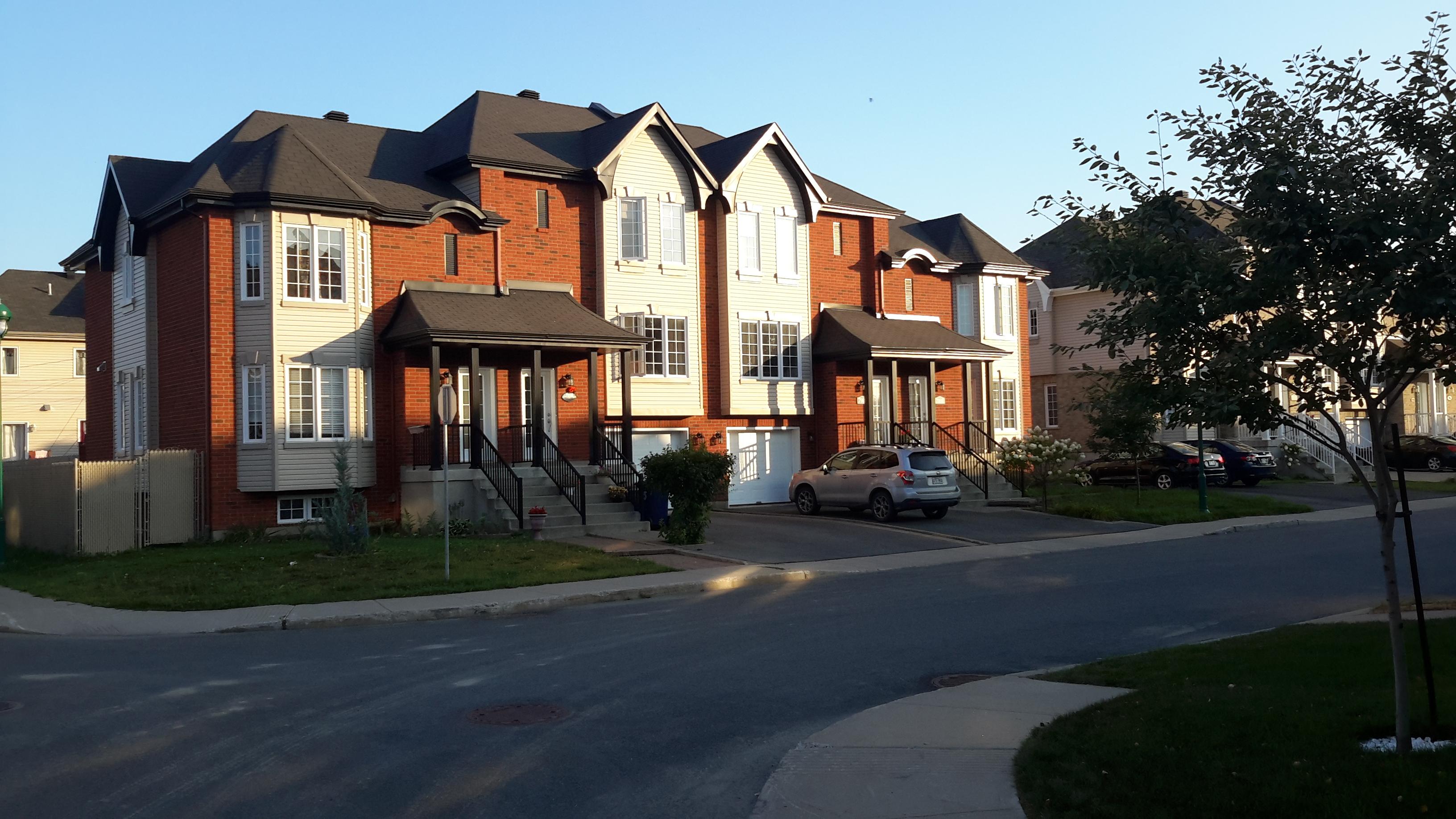 Groupe Ménard - Maisons neuves Montréal
