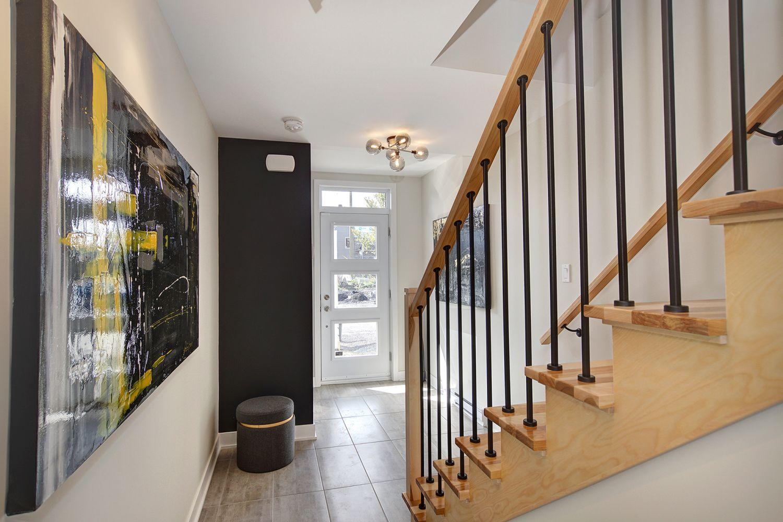 Groupe Ménard - Projet immobilier - Maisons de ville neuves Montréal