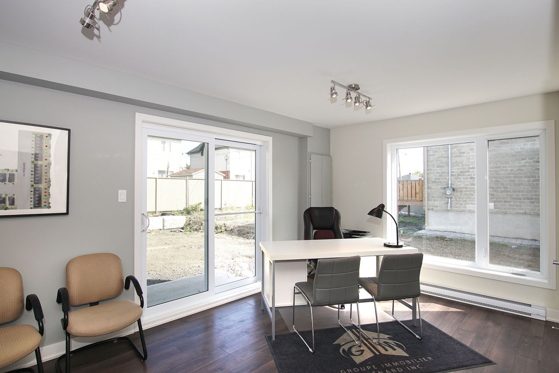 Groupe Ménard - Projet immobilier - Maisons de ville neuves près de Montréal