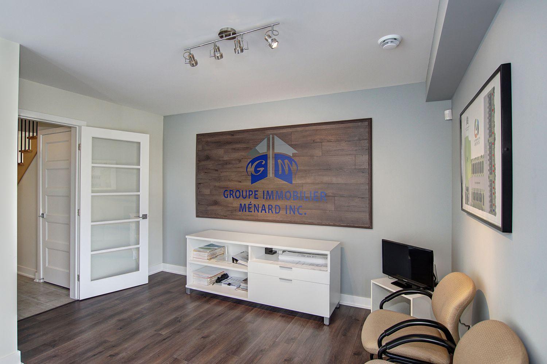 Groupe Ménard - Projet immobilier - Maisons de ville neuves Laval
