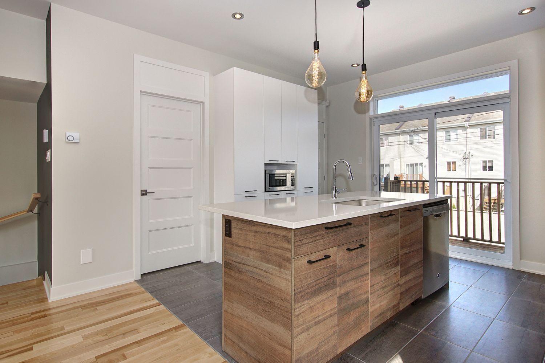Projet immobilier - Maisons de ville neuves près de Montréal