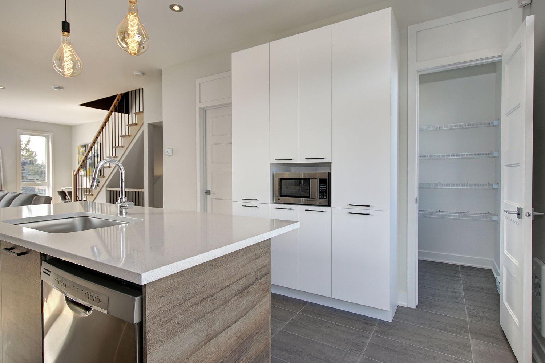 Projet immobilier - Maisons de ville neuves Duvernay Est